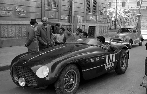 Ferrari, Klemcoll, Luigi Villoresi, Giro di Sicilia