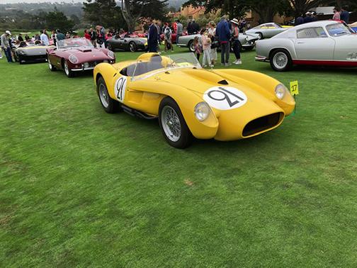 Ferrari, klemcoll