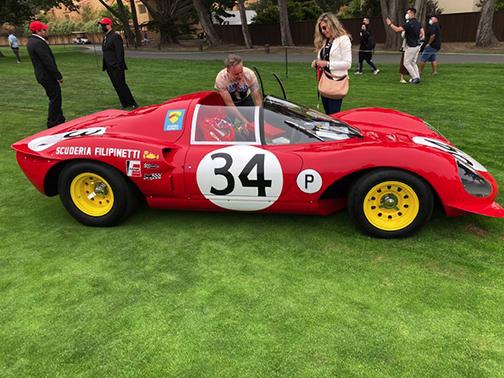 Ferrari, Dino, klemcoll