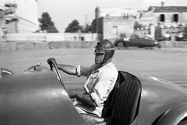 Nuvolari, Circuito di Forli, Ferrari, klemcoll