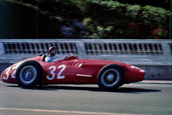 Fangio, Maserati, Monaco, kklemcoll